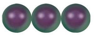 Swarovski Pearls 3 mm Iridescent Purple (per 50)