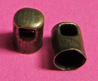 End Cap 4 mm SP373 K (per 10)