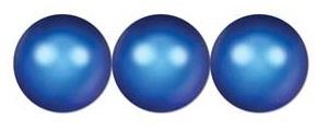 Swarovski Pearls 4 mm Iridescent Dark Blue (per 25)