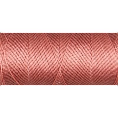 C-Lon Micro Cord Copper Rose (per rol van 91 meter)