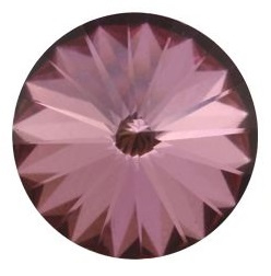 Swarovski Rivoli 14 mm Antique Pink (per stuk)