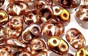 Superduo Bead Apollo (Gold) (10 g.)