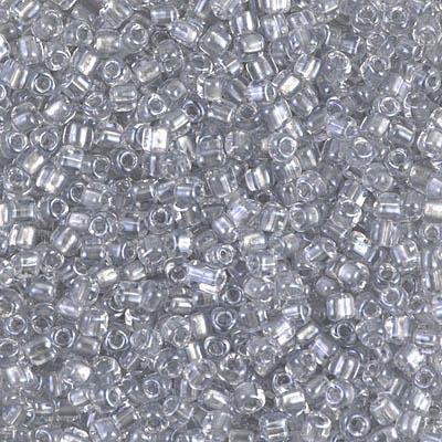 TR10-1105 Spkl Pale Gray Lined Crystal (per 10 gram)
