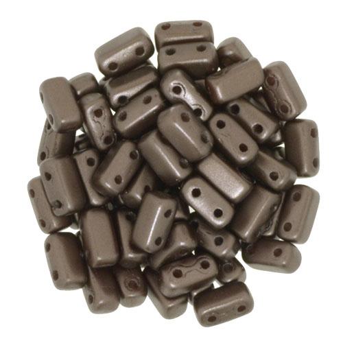 CzechMates Bricks Dark Brown (per 16)