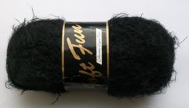Soft Fun, kleurnr 001 (zwart), 100 gram