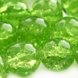 110229 Ronde 8 mm kraal (Lime (groen)) 50 stuks