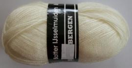 Bergen kleurnummer 002 wit
