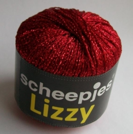 Lizzy kleurnr. 4 (rood)