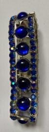 Armband kobaltblauw