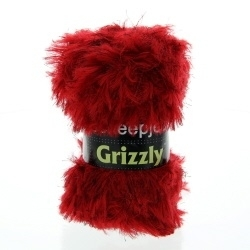 Grizzly, kleurnummer 7 rood