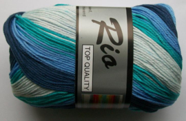 Rio Multicolor kleurnr. 907, 100 gram