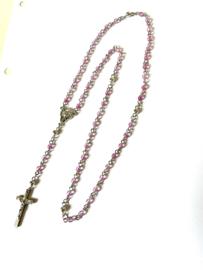rozenkrans, Coated Pink