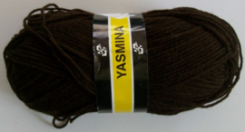 Yasmina, kleurnr. 1101 (chocolade)