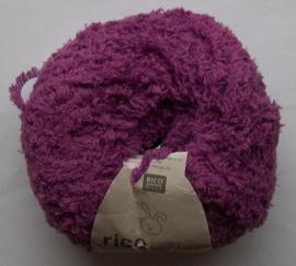 Rico, Baby Teddy Aran, kleurcode 005 (paars)