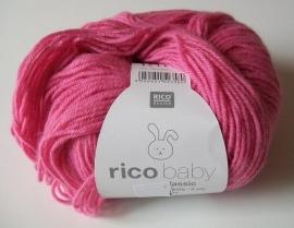 Rico Baby Classic roze 007