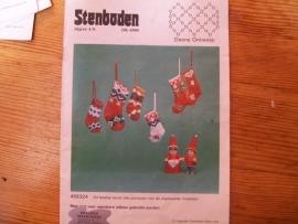 boekje kerstsokken en kabouters
