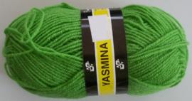 Yasmina, kleurnr. 1122 (grasgroen)