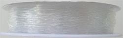 100004 Elastisch nylon 0,8 mm rol 12 meter kleur transparant