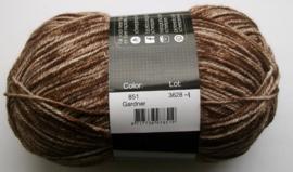 Velvet Gardner, kleurcode 851, 100 gram