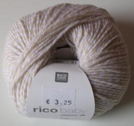 Rico, Baby Classic DK, kleurnummer 021 (Ecru twist)