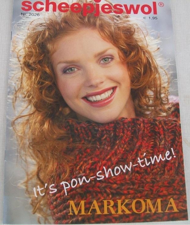 It's pon-show-time Markoma no. 2026