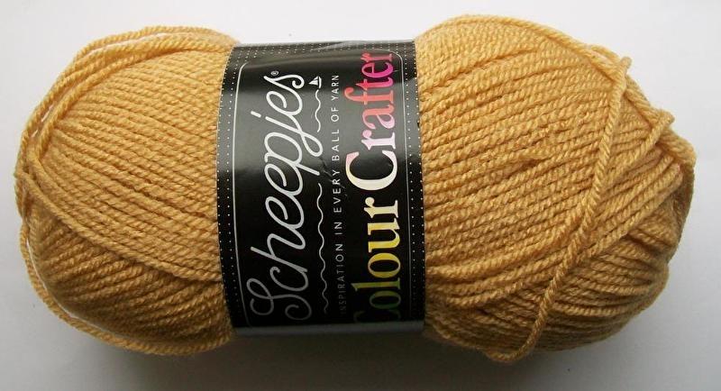 Scheepjes, Colour Crafter  kleurcode 1420, Bergen