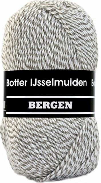 Bergen kleurnummer 001 bruin/grijs gemeleerd