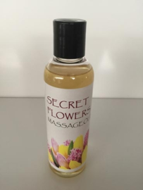 200 ml Secret flowers massage olie