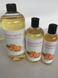 200 ml Mandarijn massage olie