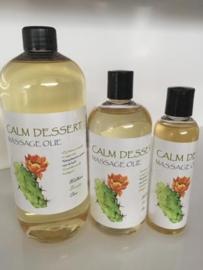 200 ml Calm dessert massage olie