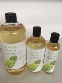 200 ml Lemon grass massage olie