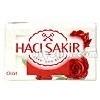 200 Gram Haci Sakir zeep + Roos