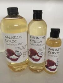 200 ml Balinese kokos massage olie