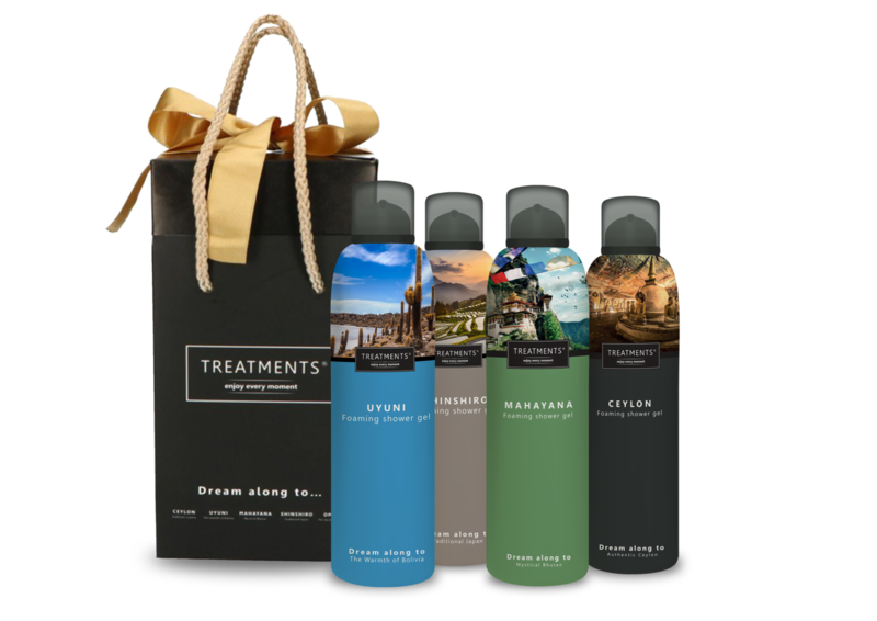 TREATMENTS® Shower Giftbox