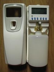 LCD spray geursysteem geschikt voor kleine ruimtes (navulbaar 300ml)