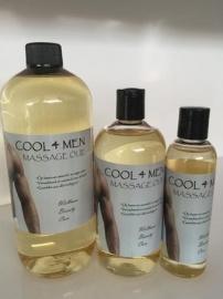 200 ml Cool4Men Massage Olie