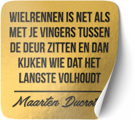 P017 | Maarten Ducrot - Vingers