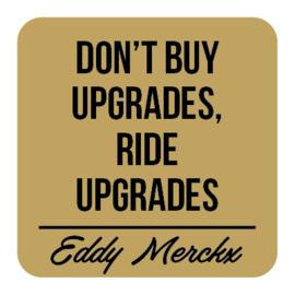 P028 | Eddy Merckx - Upgrades