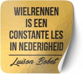 P016 | Luison Bobet - Nederigheid