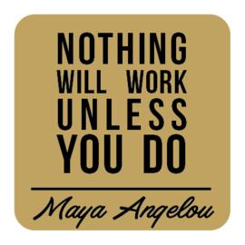 P024 | Maya Angelou - Work