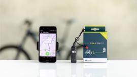 GPS Tracker - PowUnity BikeTrax