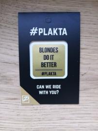 V012   Blondes do it...