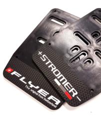 Plaathouder tbv Speed-Pedelec