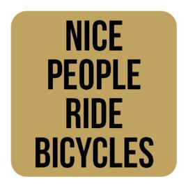 A009 | Nice people...