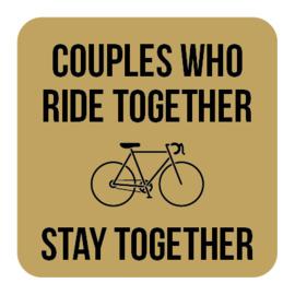 A033   Couples who ride...