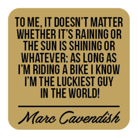 P020 | Marc Cavendish - Luckiest guy