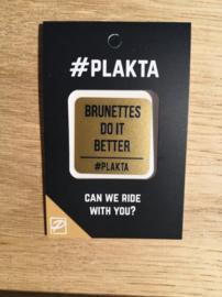 V013 | Brunettes do it...