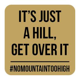 M008 | It's just a hill...