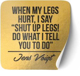 P015 | Jens Voigt - Shut up