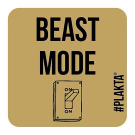 M024 | Beast mode on